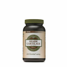 Natural Brand Shark Cartilage 750 mg 180 Tablets