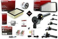 Tune Up Kit 2008 Ford Escape 3.0L V6 Ignition Coil DG500 DG513 SP523 FA1696