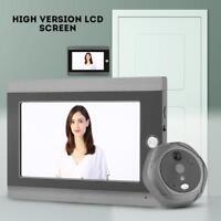 Videocitofono WIFI Spioncino Elettronico Digitale 7'' Monitor Display Telecamera