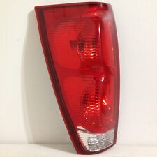 2002 2003 2004 2005 2006 Chevy Avalanche LH Left Driver Side Tail Light OE Shiny