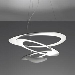 Artemide Pirce Suspension Modern Chandelier LED Swirl Pendant Lamp Ceiling Light