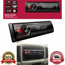 Bluetooth Car Stereo Receiver AM/FM Auto Music Audio System Radio Indash Single