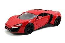 Jada Toys 97377 Lykan Hypersport Red F7 1/24