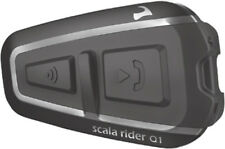Coppia di Interfoni bluetooth Cardo Q1 Scala Rider Team Set