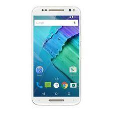 Teléfonos móviles libres blancos de barra 3 GB