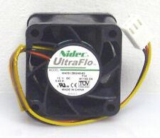 Nidec UltraFlo W40S12BGA5-52 W40S12BGA5 40 mm Lüfter 40x40x28mm 3pol schwarz NEU