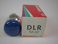 Sylvania projection lamps DLR 250W 21.5V Avg. Hrs.10