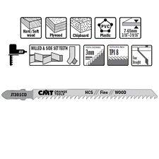 CMT Lame per seghetti per legno Cod.: JT301CD