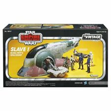 Star Wars Vintage Collection SLAVE 1 Ship Boba Fett 3.75 Exclusive - IN STOCK