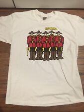 Marc Tetro Mounty Canada T Shirt L/ XL