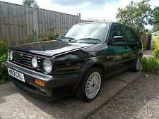 Volkswagon Golf Mk 2 GTI  1991, 8 Valve, 5 Door, Good Ultraviolet Seats, BBS RA