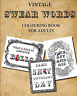 Publishing Montpelier-Vintage Swear Words Colouring (US IMPORT) BOOK NEW