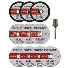 Dremel EZ68801 EZ Lock Mini Cutting Kit for Metal and Plastic, New