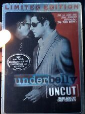 Steel Case - Underbelly Uncut First Season/ Series 1/ One (DVD 5 Disc Limited Ed