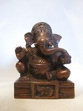 Einzigartig Älterer GANESHA aus Bronze  Hinduismus