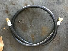 "LP Gas Hose 48""  From Regulator to RV 1/2"" Female"