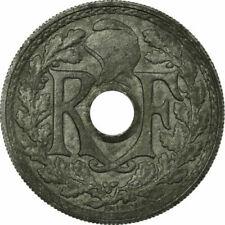 Pièces de monnaie françaises de 25 centimes pour 20 centimes