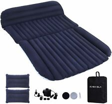 Inflatable Bed Mattress For Car Truck Suv Back Seat Sleeping Beds With Air Pump