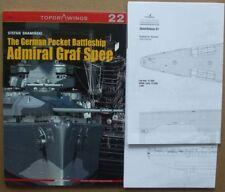 *The German Pocket Battleship Admiral Graf Spee - Kagero Topdrawings - English!