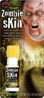 Fake Creepy Skin Halloween Makeup Appliance Flesh Liquid Latex Fx Zombie