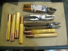 Lyman Ideal Broken Parts Bullet Mold Handles Lead Bullet Casting PLUS