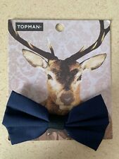 Topman Men's Bow Tie - Pin On