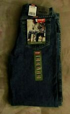 NWT'S Wrangler Hero Regular Seat & Thigh Fit Men's Jeans = 36 x 32 = #96501DS