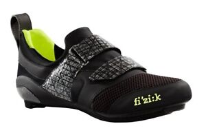 FIZIK K1 Cycling Triathlon Carbon shoes Sprint Olympic Ironman Made in Italy NEW