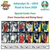 Adrenalyn XL - Road to UEFA Euro 2020: Fan's Favourites & Rising Star Cards