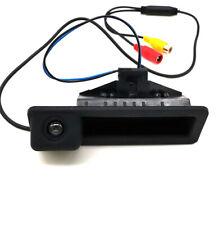 Car Rear View Trunk Handle Camera for BMW E39 E46 E53 E82 E88 E84 E90 E91 E92 X1