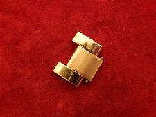 ROLEX 18K GOLD ELECTROPLATED 19MM 78351 OYSTER BAND BRACELET STRAP LINK