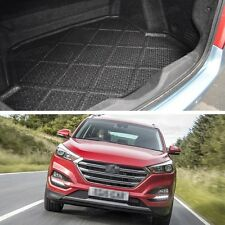Car Rear Cargo Boot Trunk Mat Tray Pad Protector for Hyundai Tucson 2016 2017 Up