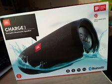 JBL Charge 3 Portable Bluetooth Speaker Waterproof Harman new in box authentic