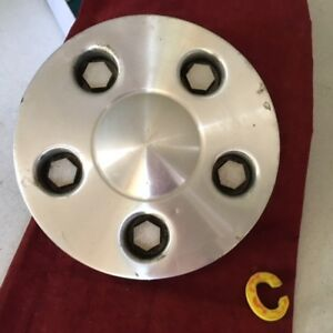 #C 1) FORD TAURUS MERCURY SABLE YF42-1A096-BB YF42-1A096-BB Center Wheel Cap