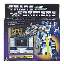 Transformers Toy TAKARA Hasbro G1 Soundwave 2019 Reissue Version New instock