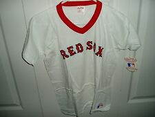 Boston Red Sox  NWT AL buttondown or pullover jersey licensed MLB shirt