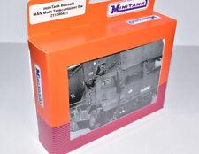 MINITANK 211200421 LKW MAN 8x8 15to Multi Tankcontainer, Bausatz, Bw NEU & OVP