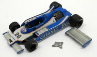 FDS Kits 1/43 Scale White Metal 17OCT17K Ligier JS11 #26 J Laffite Model F1 Car