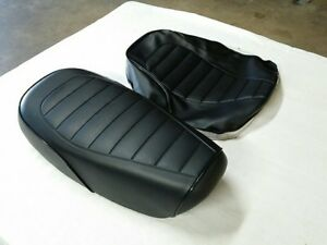 HONDA ST90 SEAT COVER 1973-1975 MODEL FIT ST90 SEAT COVER. Best quality (H56)