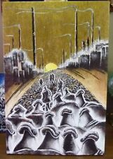 """STREETS OF GOLD"" Ltd Ed Giclee Boxed Canvas,Hand Embellished by Philip Stuttard"