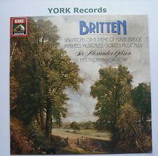 ASD 4388 - BRITTEN - Variations On A Theme Of Frank Bridge GIBSON - Ex LP Record