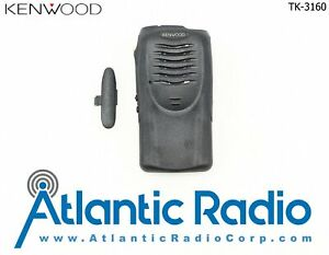 Kenwood TK-3160 Front Housing Replacement with Dust Cover