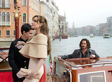 PHOTO THE TOURIST - JOHNNY DEPP &- ANGELINA JOLIE - FORMAT 11X15 CM - #1