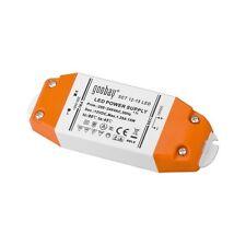 Transformador LED 12v 15w IP20 / Accionador DRIVER Lastre 12 VOLTIOS