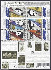 Nederland 2012 renzeloos Nederland-Indonesie literatuur V2957/2966a postfris/mnh