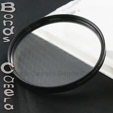 58mm 58 mm Rotating 8-Point 8PT Star Light Flare lens filter for DC DSLR camera