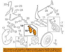 AUDI OEM 08-11 S5 Brake-Front-Brake Pads 8K0698151J