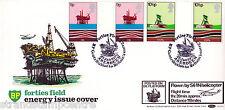 1978 Energy - Benham BOCS 1 - BP, Aberdeen GUTTER PAIR Official