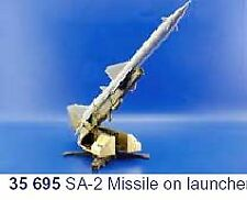 Eduard 1/35 SA-2 missile on launcher # 35695