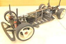 Vintage Yokomo YR-4 II SP Special touring car rolling chassis